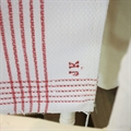 From a selection of linen sheets, torchons, tablecloths, napkins.